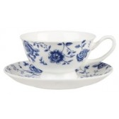 Rose Chintz Cup and Saucer