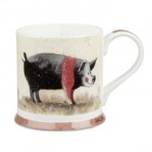 Alex Clark Saddleback Mug