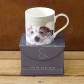 The Little Dog Scruffy Love Mug