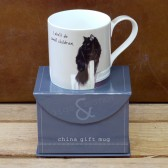The Little Dog Small Children Mug