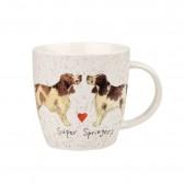 Alex Clark Super Springers Mug