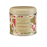 Julie Dodsworth Strawberry Fair Candle Tin