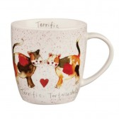 Terrific Tortoiseshells Mug