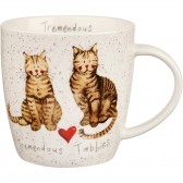 Tremendous Tabbies Mug