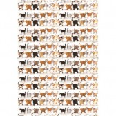 Alex Clark Felines Tea Towel