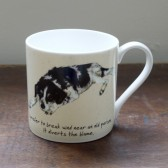 The Little Dog Wind Mug