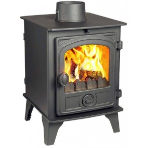 Hawk 4D - multi-fuel stove