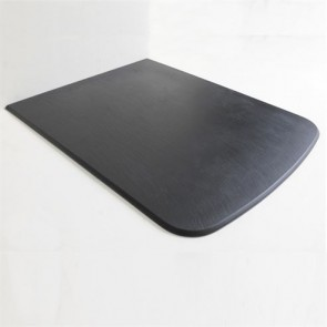 Black Slate Effect Floor Plate Medium Standard Floor Plate