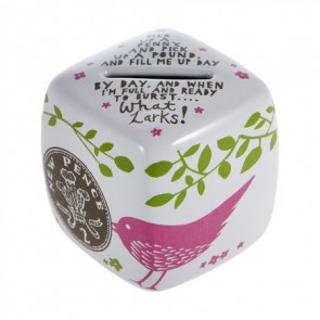 Rob Ryan Print Porcelain Money Box