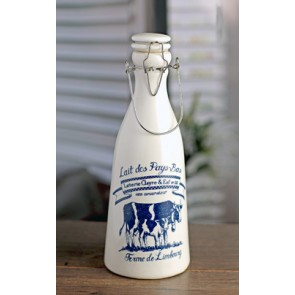 Eddingtons Ceramic Milk Bottle