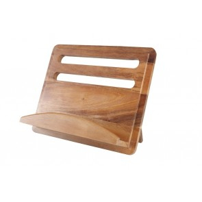 Acacia Wood Cook Book Stand