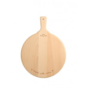 Made with Love - Beech Chopping Board