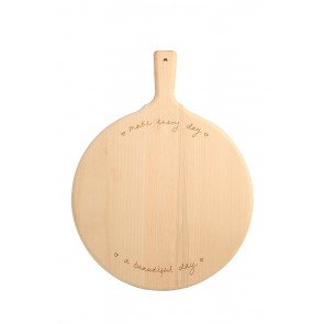 Beautiful day - Beech wood chopping board