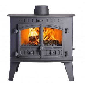 Hunter Low Output Inglenook Stove 2door