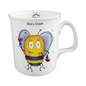 You're the Bee's Knees mug