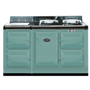 AGA Traditional 4 Ovens Cooker night storage