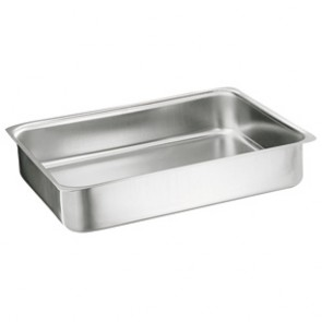 AGA Stainless Steel Half Size Roasting Tin