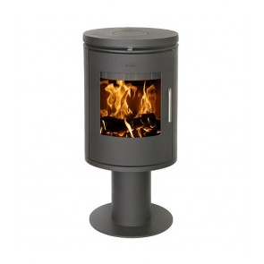 Morso 6148 - Wood Stove on Pedestal