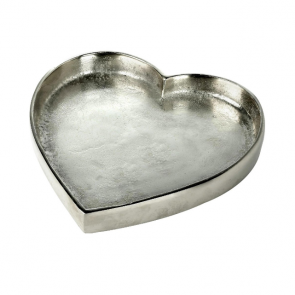 Parlane Aluminium Heart Shaped Tray