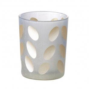 Small Leaf Tea Light Candle Holder