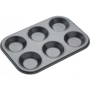 6 Hole Shallow Baking Pans