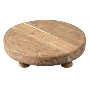 Natural Acacia Wood Chapati Board