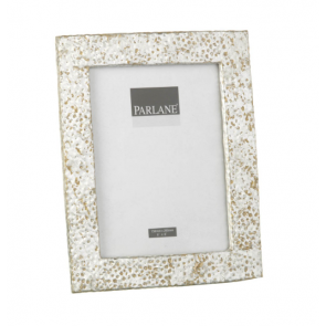 Parlane Large Hammered Metal Picture Frame - 260 x 210mm