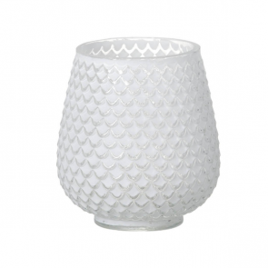 Small Blanco Tea Light Holder