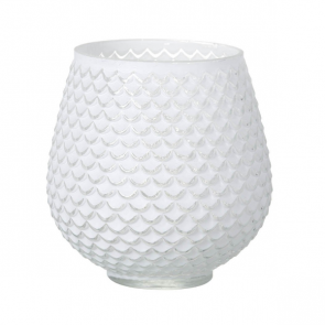 Medium Blanco Tea Light Holder