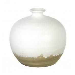 Olympia Round Ceramic Vase