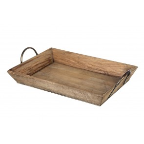 Kinver Natural Wood Tray (Large)