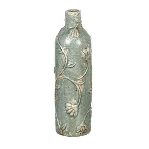 Parlane Green Vine Vase