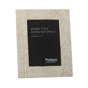Parlane Leafprint Picture Frame - 245mm x 195mm