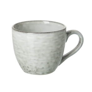 Parlane Alvescot Ceramic Mug in Light Grey