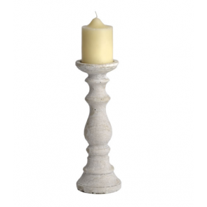 Medium Stone Candle Holder