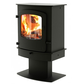 Charnwood Cove 2 Stove with centre stand