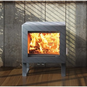 Ekol Adept Steel Base Woodburner