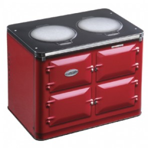 AGA Claret Storage Tin