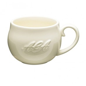 AGA Mug in cream