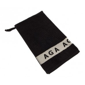 AGA Black Hand Towel