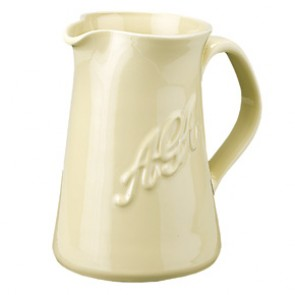 AGA Cream Earthenware Jug