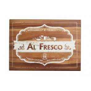 Al Fresco Wooden Board