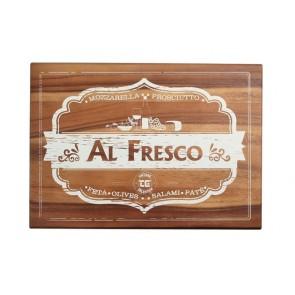 Al Fresco Wooden Board