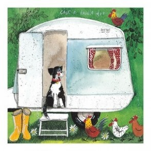 Alex Clark Caravanners Mini Print