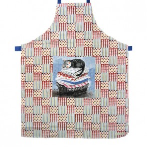 Alex Clark Laundry Basket Apron - 100% Cotton