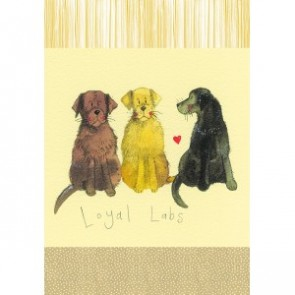 Alex Clark Loyal Labs Tea Towel