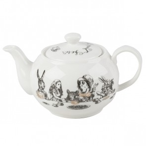 Alice in Wonderland Mini Fine China Teapot by Creative Tops