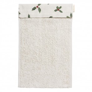 sophie allport holly & berry roller hand towel