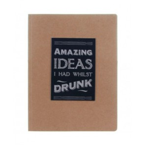 Amazing Ideas Note Book - East of India