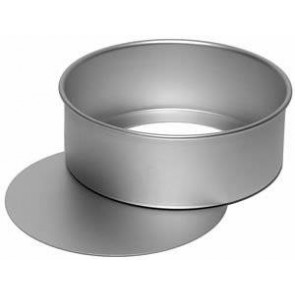 Anodised Cake Pan with loose base
